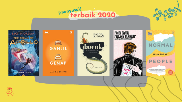 buku honorable mention 2020