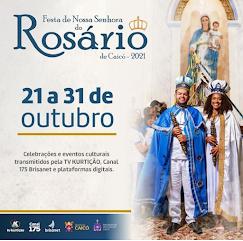 FESTA DO ROSÁRIO CAICÓ