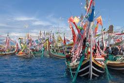 Tradisi Petik Laut di Banyuwangi