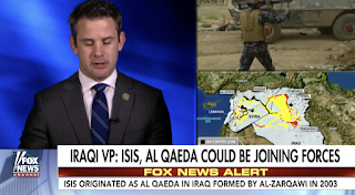 Double Threat? ISIS And Al Qaeda Are In Talks To Join Forces, Iraq's VP Says