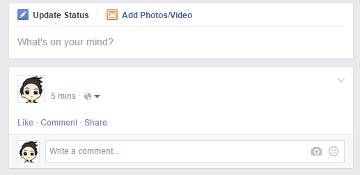 facebook-empty-status-tricks