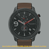 AMAZFIT GTR 47mm Smart Watch 24 Days Battery Life 5ATM Waterproof Global Version ( Xiaomi Ecosystem Product ) - Brown 47mm Aluminum Alloy Case