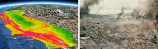 ALERTAS: enjambre sismico cerca de la falla de san andres.