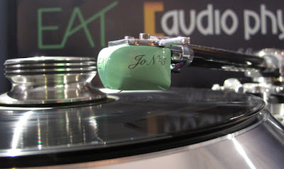 A Little Mint with your Turntable?