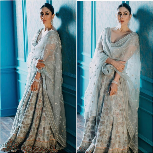 Kareena Kapoor in Rahul Mishra
