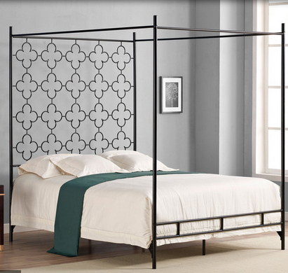 Simple Four Poster Canopy Beds 10