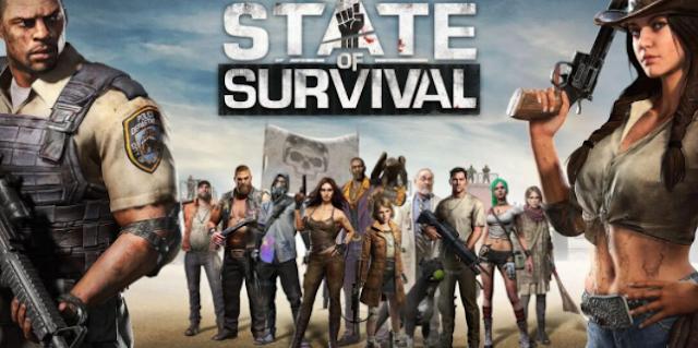 تحميل لعبة State of Survival اخر اصدار للاندرويد 2021