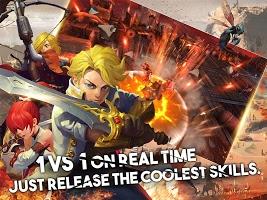 Heroes Of Skyrealm Apk Unlocked
