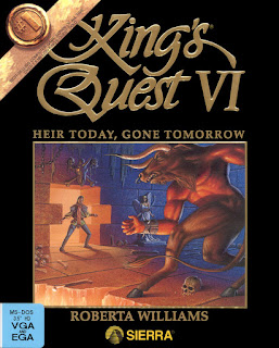 Videojuego King's Quest VI Heir Today, Gone Tomorrow