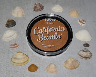NYX Califronia Beamin' bronzer