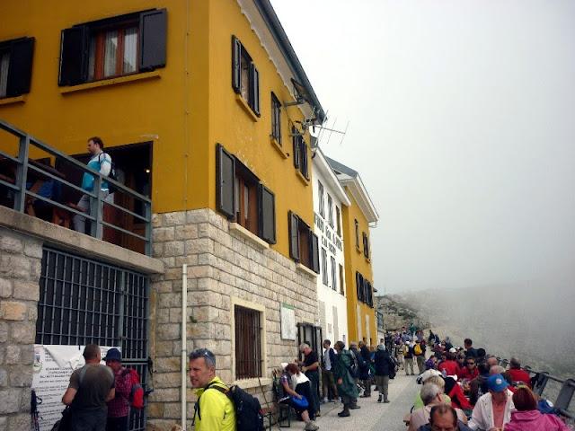 escursione rifugio papa sul pasubio