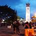 alhamdulillah, Tak Ada Perayaan Pergantian Tahun di Bukittinggi