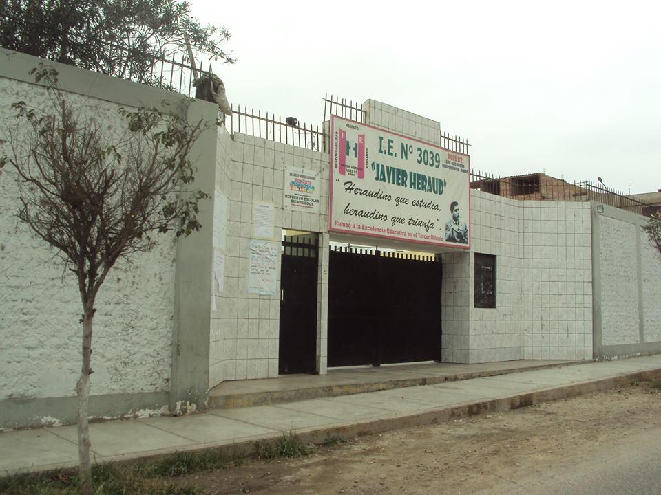 Escuela 3039 JAVIER HERAUD - San Martin de Porres