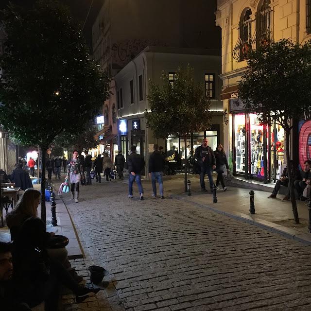 Nachtleben Galata Istanbul