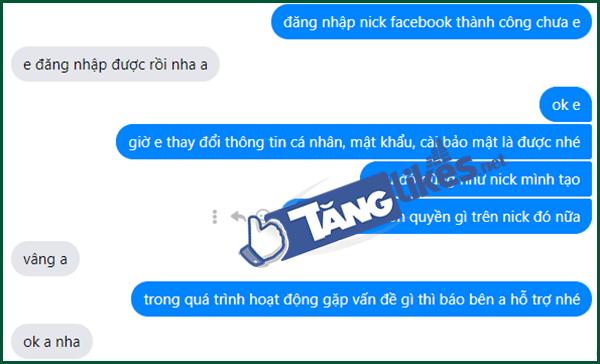 mua nick facebook