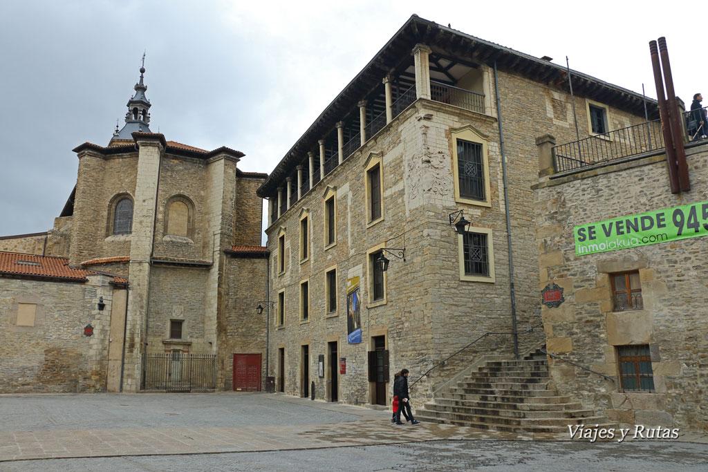 Palacio de Villasuso, Vitoria
