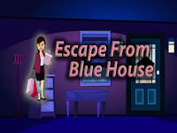 Top10NewGames - Top10  Escape From Blue House