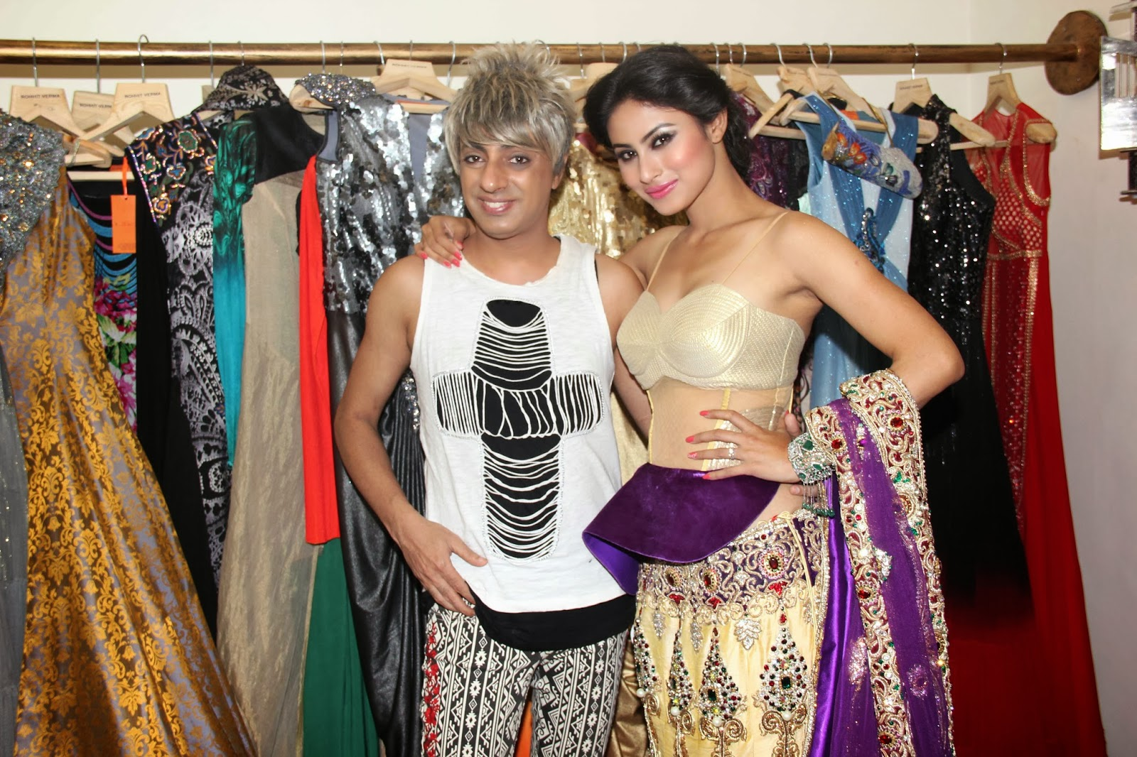Mouni Roy - The Nagin Girl