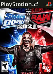WWE SmackDown! vs RAW 2021 Ps2 ISO (Esp/Multi) MF