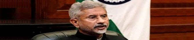 China A 'Challenging Neighbour' For India: S Jaishankar