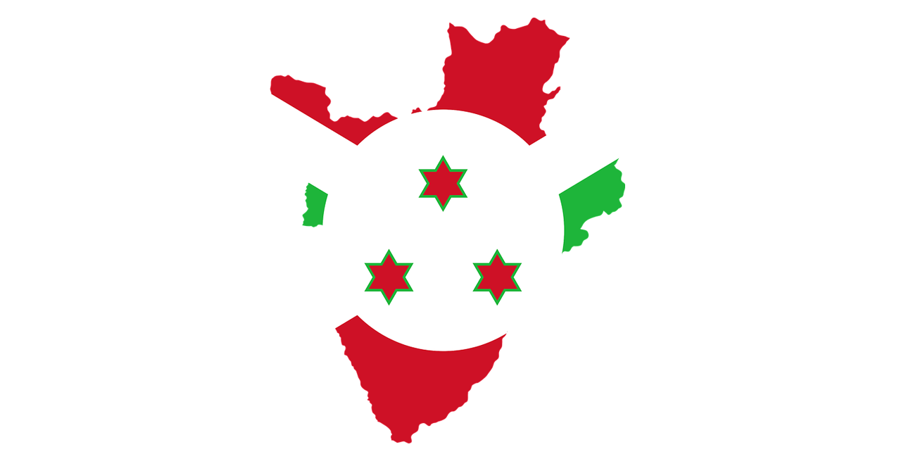 Download Free Burundi Country, Cities and Places GIS Shapefile Map Layers