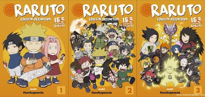 El crowdfunding de 'Raruto' empieza el 1 de septiembre