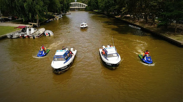 El ReBA encontró 20 comercios en infracción en el Delta del Tigre