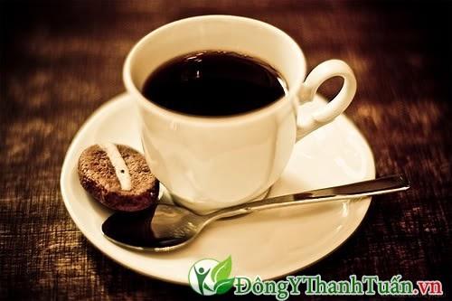 Uống cà phê dễ bị Hôi miệng