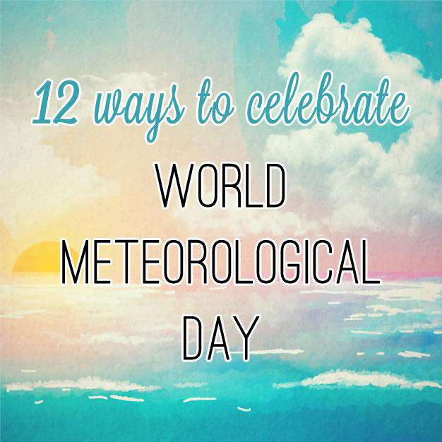 World Meteorological Day Wishes Images download