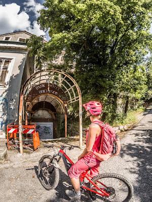 MTB Tour Monte Grisa Triest