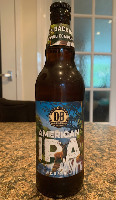 Devil's Backbone American IPA Beer