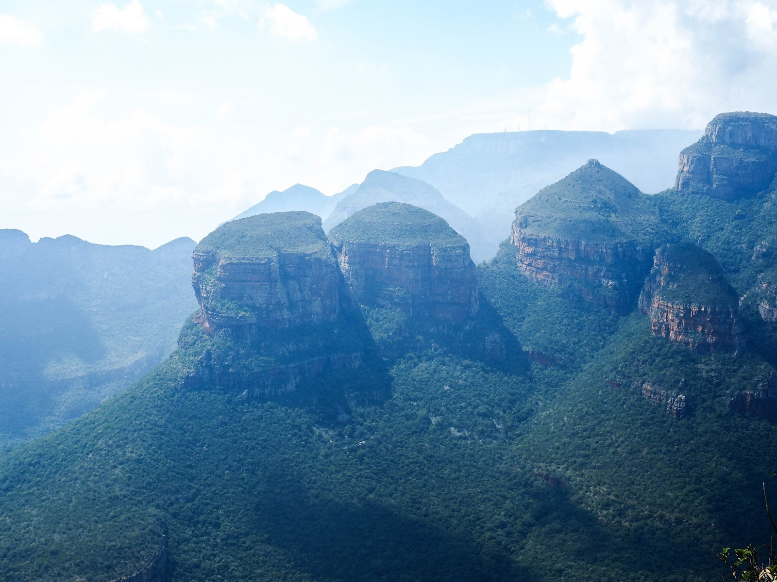 Blyde River Canyon, Etelä-Afrikka, Panorama Route, South Africa