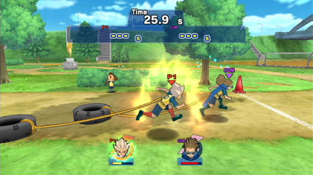Inazuma Eleven GO Strikers Screenshot-2