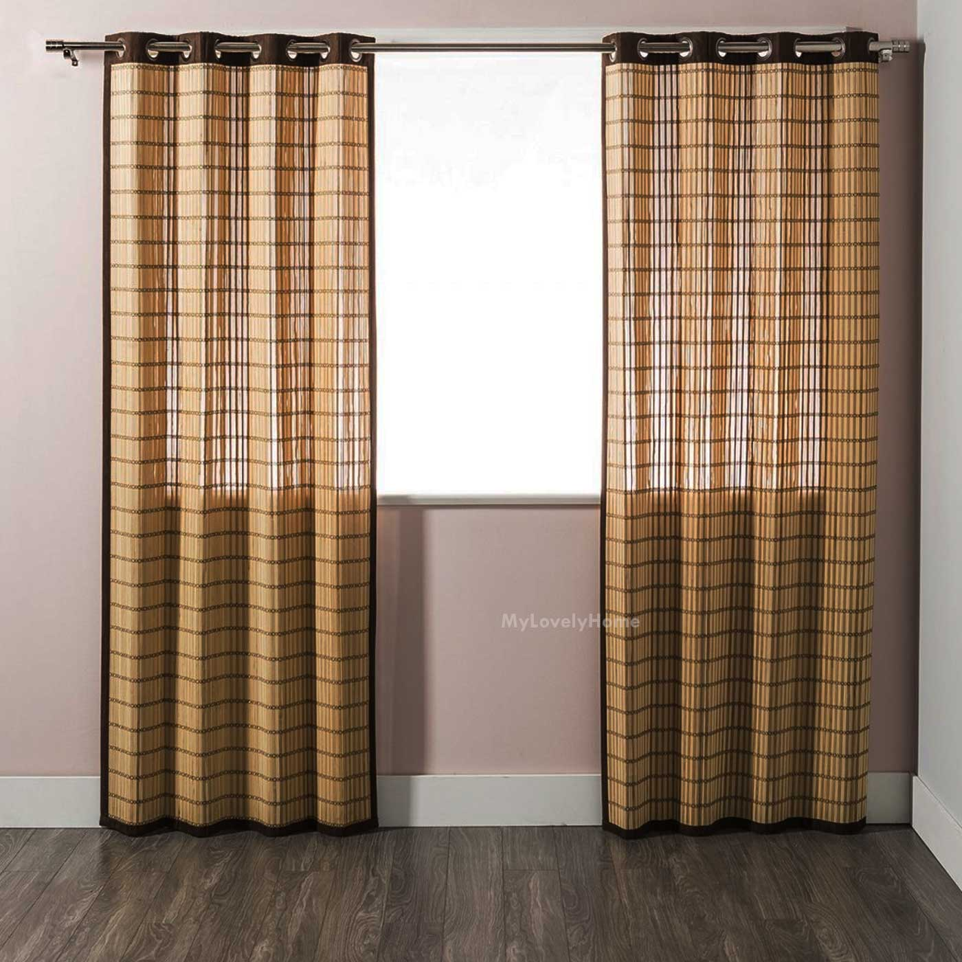 bamboo curtains blinds for balcony