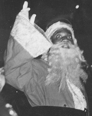 "Bill ""Bojangles"" Robinson, 1° Papai Noel afroamericano (1936)"