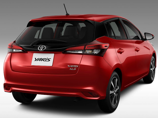 Toyota Yaris Hatch 2020