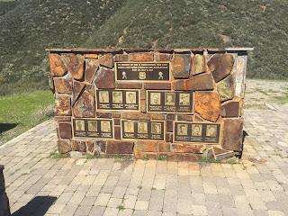 Rattlesnake fire memorial
