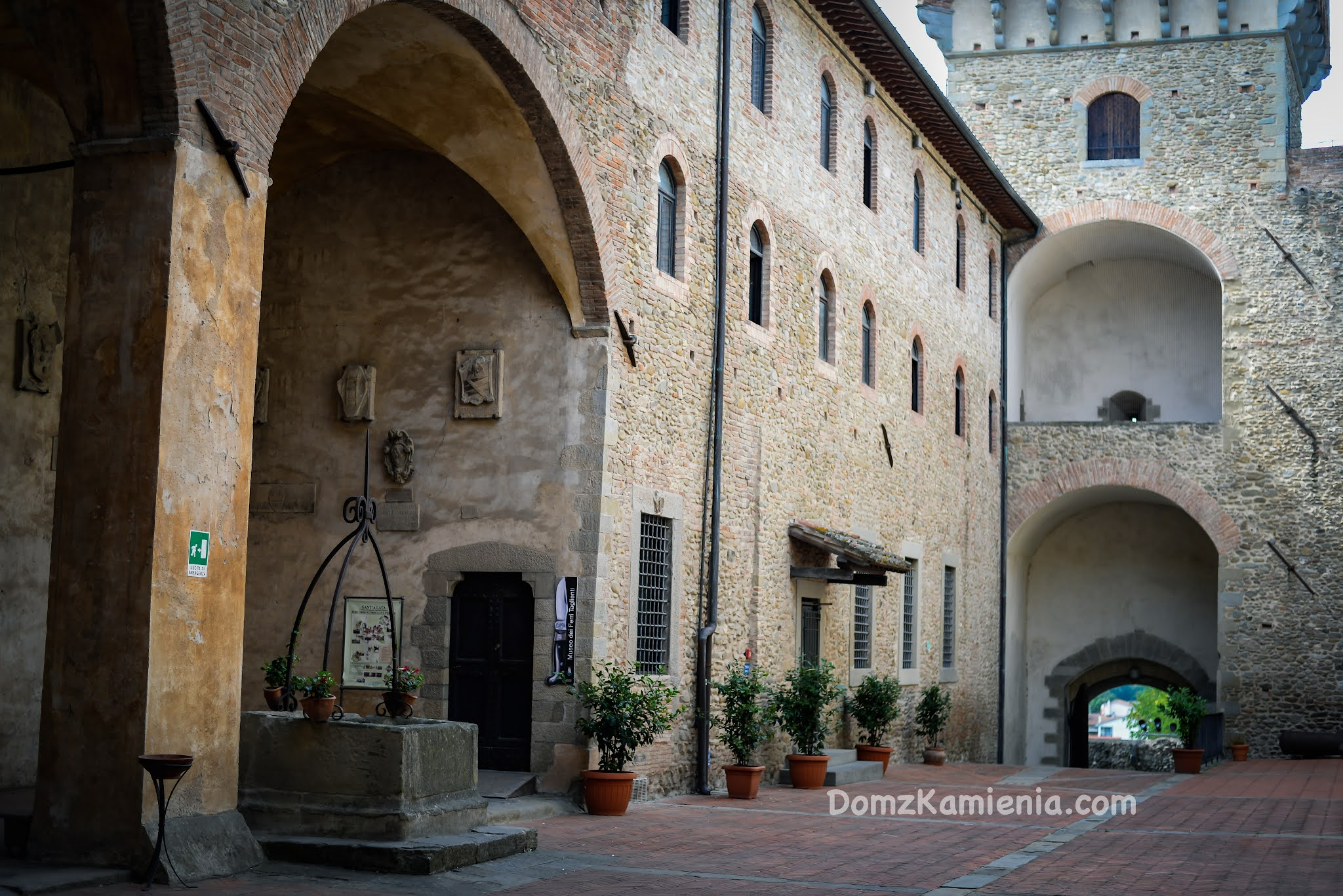 Scarperia, Dom z Kamienia, blog o życiu we Włoszech