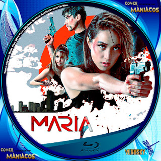 GALLETA MARIA 2019[COVER BLU-RAY]