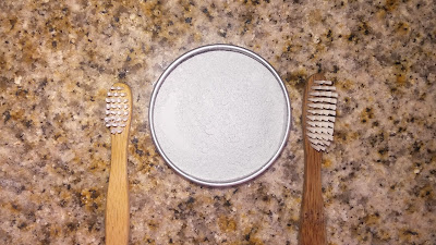 tooth powder recipe