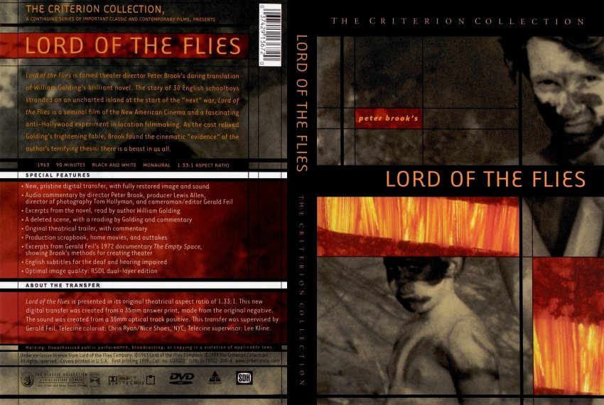 the power of the characters leading to their downfall in lord of the flies by william golding