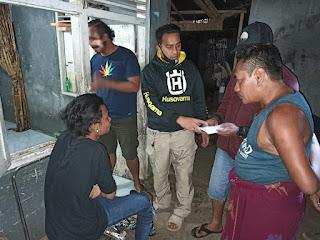 Berkat Laporan Warga, Polres Dompu Bekuk Remaja Penjual Ganja