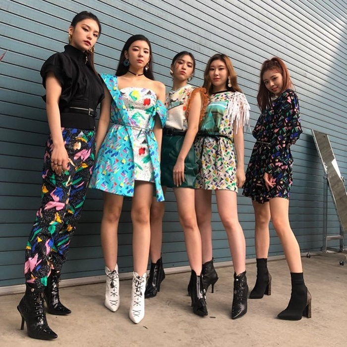 Foto, Fakta dan Profil Girl Band KPOP ITZY-IGitzy.all.in.us