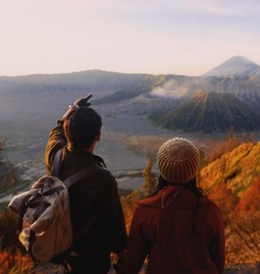 Puncak Penanjakan 1, Gunung Bromo