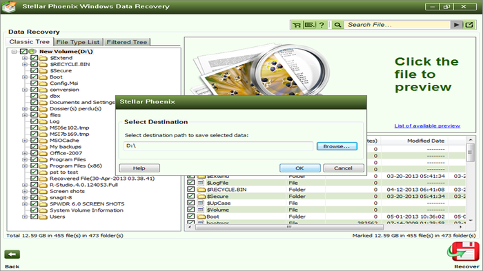 Stellar Phoenix Windows Data Recovery 4.1.0.1 Full Version