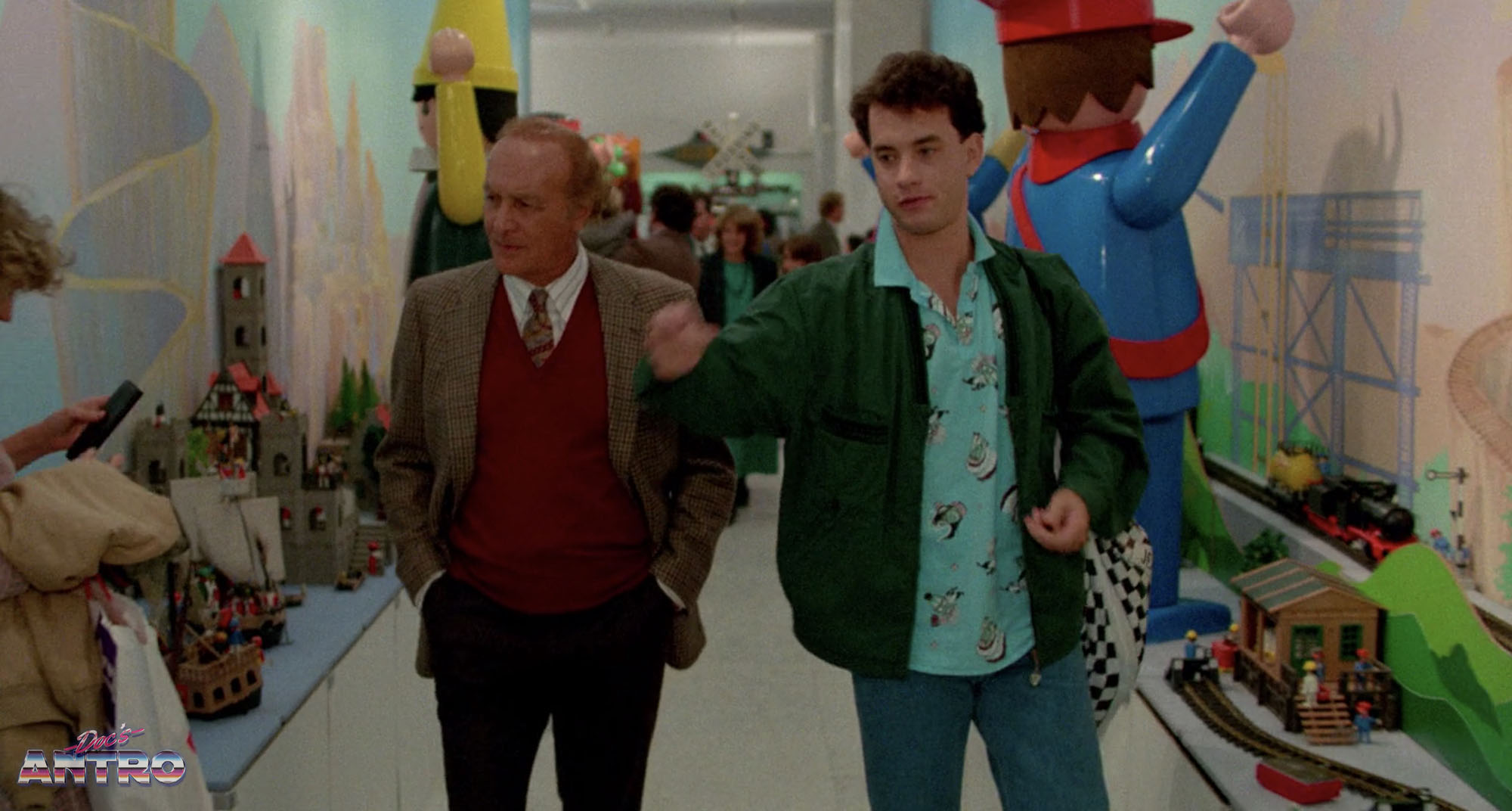 Big Tom Hanks Fao Schwarz Playmobil