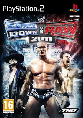 WWE SmackDown vs Raw 2011 PS2 GAME ISO