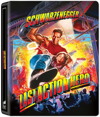 Last Action Hero Debuts on 4K Ultra HD on May 18th