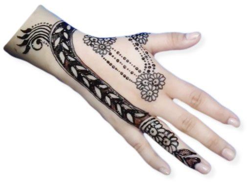 Gulf Mehndi Design