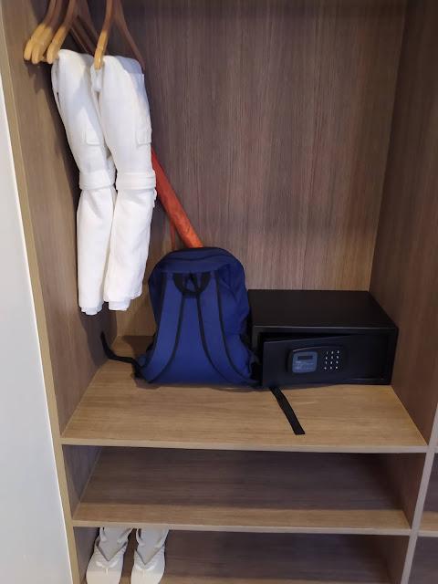 Hotel room at UNWND Hostel